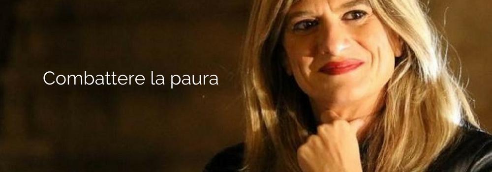 COMBATTERE LA PAURA: NELLO ACAMPORA INCONTRA FEDERICA ANGELI