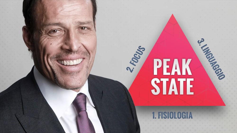 PEAK STATE TONY ROBBINS